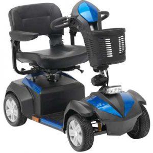 Python-4-scooter-blue