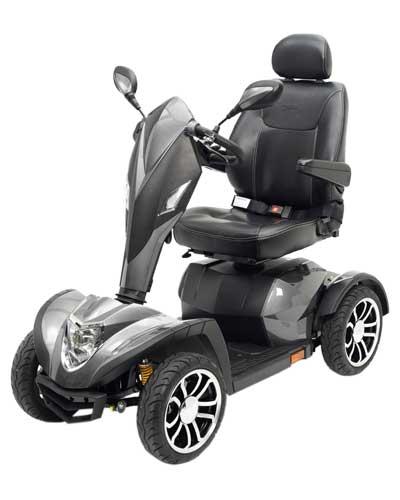 cobra-scooter-silver